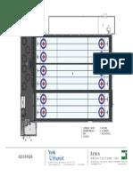 York Curling Club Floor Plan