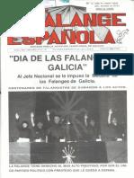 Falange Española nº 12. Abril 1990.