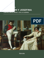 Napoleón y Josefina. Cartas, En El Amor y en La Guerra
