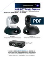 Vaddio Roboshot QSR Manual