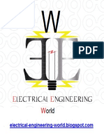 Electrical Engineering World.blogspot.com_4 BASICS of CONTROL COMPONENTS