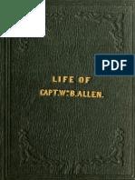 Capt. Wm.B. Allen Fallecio en La Toma de Monterery