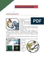 3.4 Diseño de La Metodología de Investigación