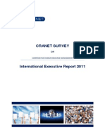 CRANET SURVEY ON COMPARATIVE HUMAN RESOURCE MANAGEMENT