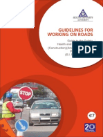 Working on Roads Guidelines