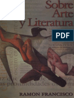 Ramon Francisco - Sobre Arte y Literatura