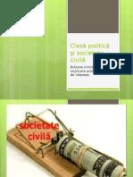 Power point-societatea civila