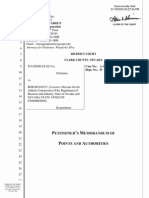 A-14-710453-J-6563731 MPA Petitioner s Memorandum of Points and Authorities