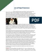Entrevista Con El Papa Francisco-100613