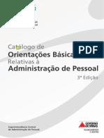 Orientações Básicas Da Administração de Pessoal