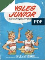 Inglés Junior BBC London Volumen 1 Fascículo 1