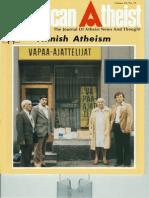 American Atheist Magazine Nov 1979