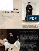 Congregation of the Mission