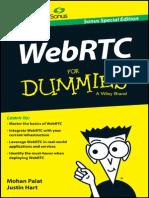 Webrtc manual