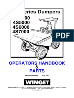 Business, Office & Industrial Pezag Cm164 Operators Manual And Parts Book Tractor Manuals & Publications