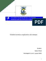Tema Fundamente Sem I - Modele-Teoretice-Ale-Atentiei