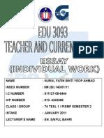 cover page assg. EDU 3093.doc