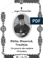 Georges Florovski - Opere Complete vol. I