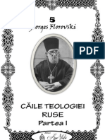 Georges Florovski - Opere Complete vol. V