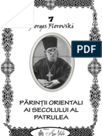 Georges Florovski - Opere Complete vol. VII