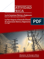 Normatividad LCE y RLCE Otros 28832-Actualizado a Julio 2013