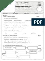 Examen Final de Personal Social (2)
