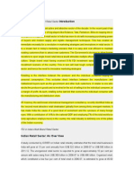 (7)   FDI in India