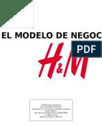 El modelo de negocio de H&M