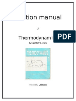 Chapter   2  Solution manual   of  Thermodynamics By hipolito STa. maria