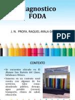 Diagnostico FODA Luz