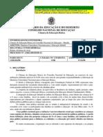 DCN Educacao Infantil Parecer 22-1998
