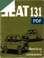 Manual de Uso y Entretenimiento_SEAT 131