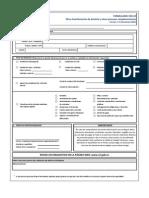Formulario Veh-03 Excel 091020141