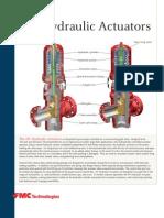 FMC Hydraulic Actuators