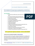 Best Sap Fico Online Training