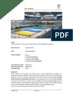 Case Study-Dubai Sports Complex