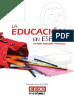 Pub17637 La Educacion en Espana. Situaciones, Problemas y Propuestas