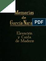Memorias de Nemesio Garcia Naranjo Caida de Madero