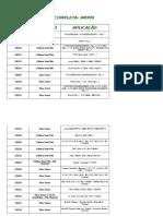 Lista Completa Novembro 2014