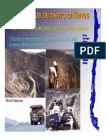 Clase 19 2007 Yacimientos de Fe Chilenos