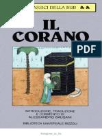 Il Corano (Bur)