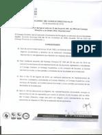 Acuerdo 027 Consejo Directivo