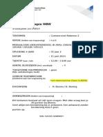Commerciële Calculaties oefentoets incl antwoorden