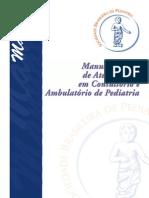 Manual Prático de Atendimento Em Consultório e Ambulatório de Pediatria