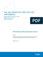 Vnx-best-practices for Pool Fastvp Fast Cache