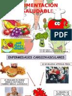 Alimentacion y Nutricion 2013