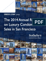 The 2014 Annual Report on Luxury Condominium Sales in San Francisco