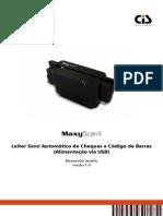 Manual - CIS MaxyScan II