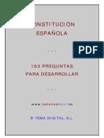 163 Preguntas Constitucion (DESARROLLO)