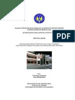 JURNAL KAJIAN STRUKTUR BAJA SEBAGAI ALTERNATIF REVIEW DESIGN STRUKTUR BETON BERTULANG.pdf